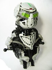 Robot Bust (~Ian) Tags: robot lego chest bust bionicle