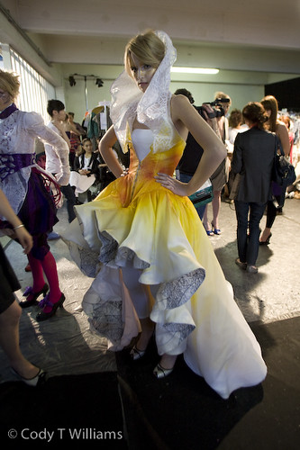 ESMOD Fashion Show
