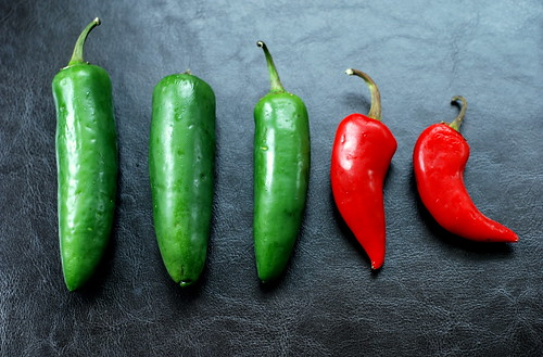 J is for Jalapeno Pepper
