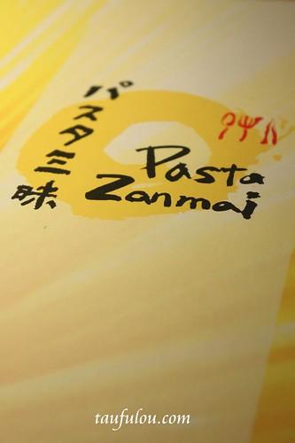Pasta Zanmai (2)