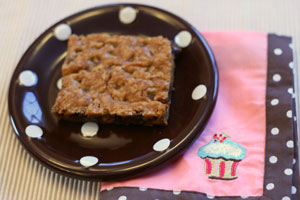 Butterscotch Chocolate Cookie Bars