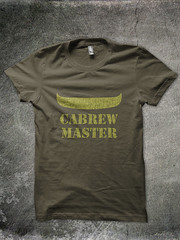 Cabrew Master Tee (DeadstarApparel.com) Tags: black beer rock clothing funny cincinnati eiffel motivation parody variety yale erection tshirts apparel tees fail rola fale deadstar rokn cabrew