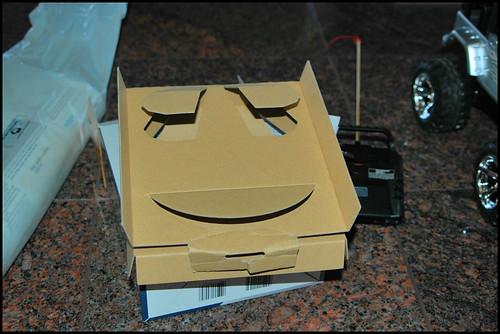 Happy Cardboard