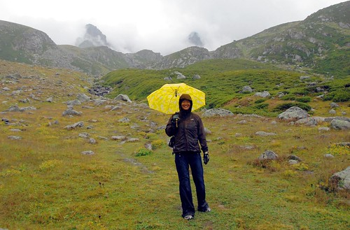 unpredictable weather, kackar mountains