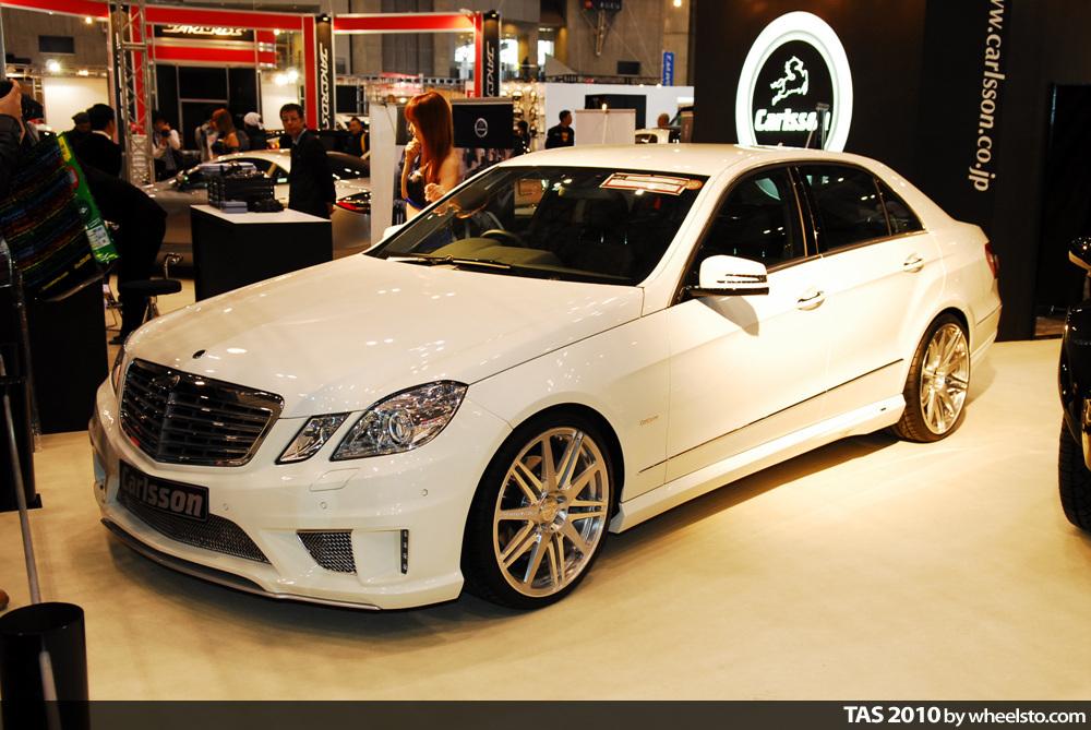 Tour Of Tokyo Auto Salon 2010 Day 1 Mercedes Benz Forum