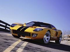 [フリー画像] [自動車] [スポーツカー] [フォード/Ford] [フォード GT] [Ford GT] [アメ車]     [フリー素材]