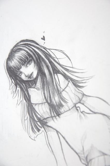 eki doodle  before CG
