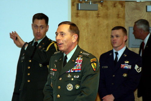 Army General David Petraeus