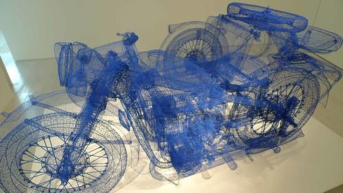 Blue 750 by Shi Jindian