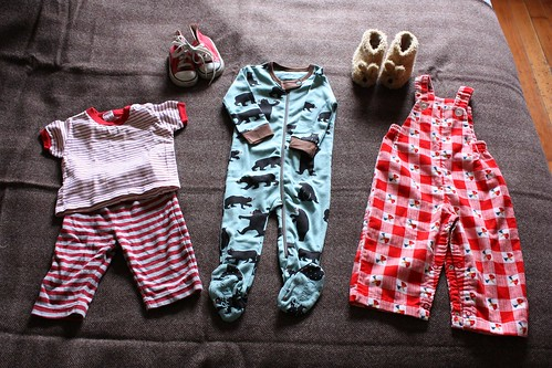 Baby Clothes So Far