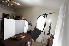 Lighting for Bread Shoot
