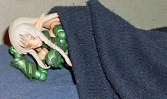 alleyne is sleeping (esper zero) Tags: red woman anime sexy green girl hat japan female toy toys actionfigure japanese doll manga hobby collection queens figurines figure blade collectible figures collectibles pvc alleyne revoltech bfigure jfigure queensblade nr34 queenblade alleynequeensblade revoltechqueensblade