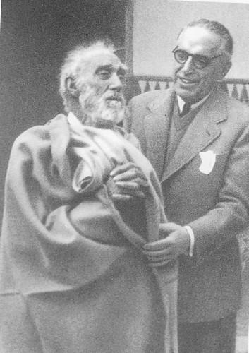 Locura del Greco. En la imagen, Gregorio Marañón
