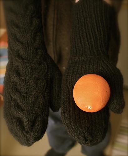 first mittens