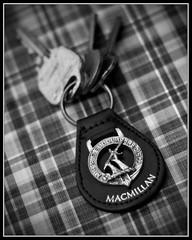 Clan Macmillan Crest (day 25)