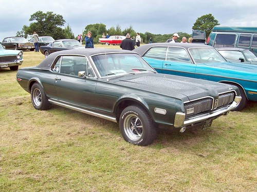 259 Mercury Cougar XR7 (1968)