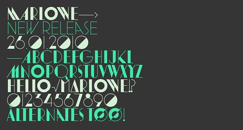 Marlowe Typeface / HypeForType Fonts