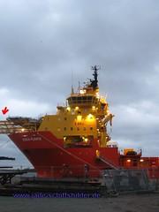 Edda Fjord (jade-schiffsbilder.de) Tags: offshore versorger schiff vessel wilhelmshaven ship