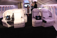 Air New Zealand (Fly For Fun) Tags: new space seat air business zealand boeing seating premier 777 economy premium skycouch