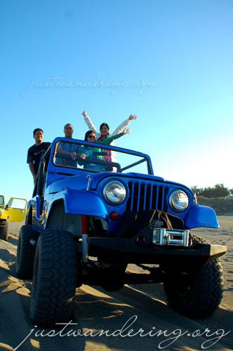 Lakbay Norte 4x4 Off Road Adventure