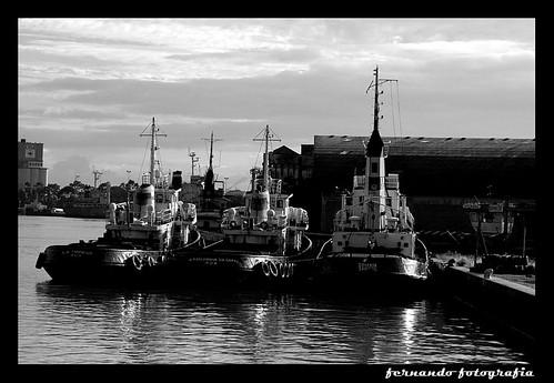 Rebocadores - Porto (POA)