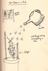 2 Peas in a Pod Concept Sketch 3