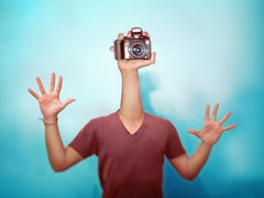 CamaraMan (EduardoEquis) Tags: face eyes hands photographer head cara manos ojos cabeza camara fotgrafo