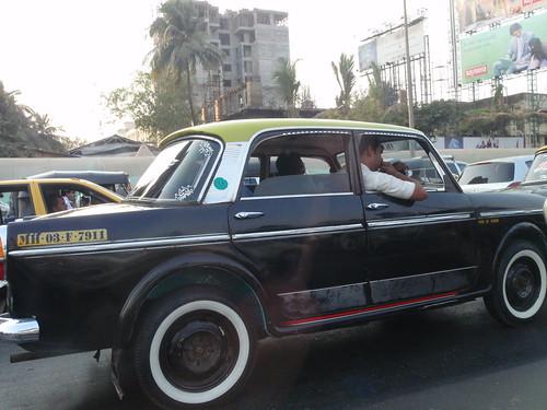 Mumbai cab (taxi)
