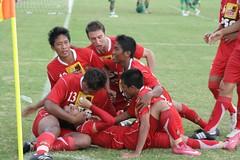 Persiba Bantul vs Persikab Kab. Bandung 1 - 0