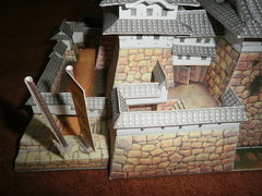 Himeji Modell - Eingangstor