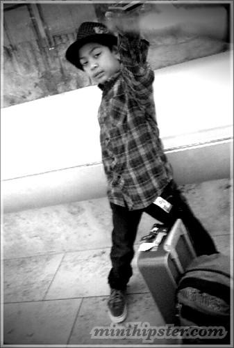 JOSHUA. MiniHipster.com: children's childrens clothing trends, kids street fashion, kidswear lookbook
