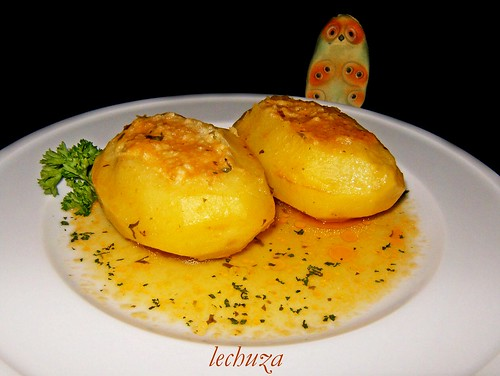 Patatas rell.bacalao-plato