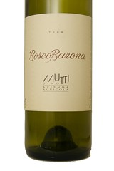 2008 Mutti Bosco Barona Colli Tortonesi Barbera