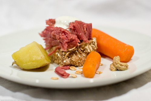 Sous Vide Supreme: corned beef - melting!