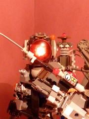 Big Sister Closeups (with Lighting) 1 (StoryWriter) Tags: lego bigsister bioshock dieselpulp