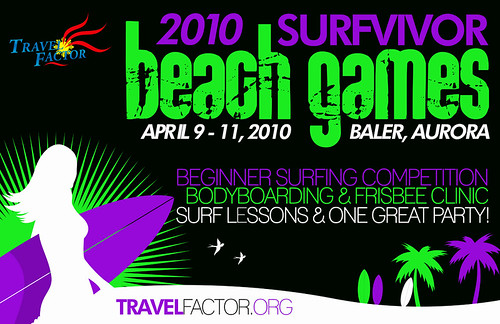 surfvivor beach games 2010