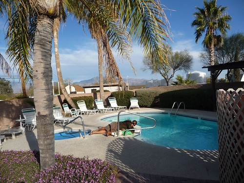 Heated pool and spa!