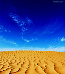 Desert صحـــراء II (7LM) Tags: صحراء حلم 7lm