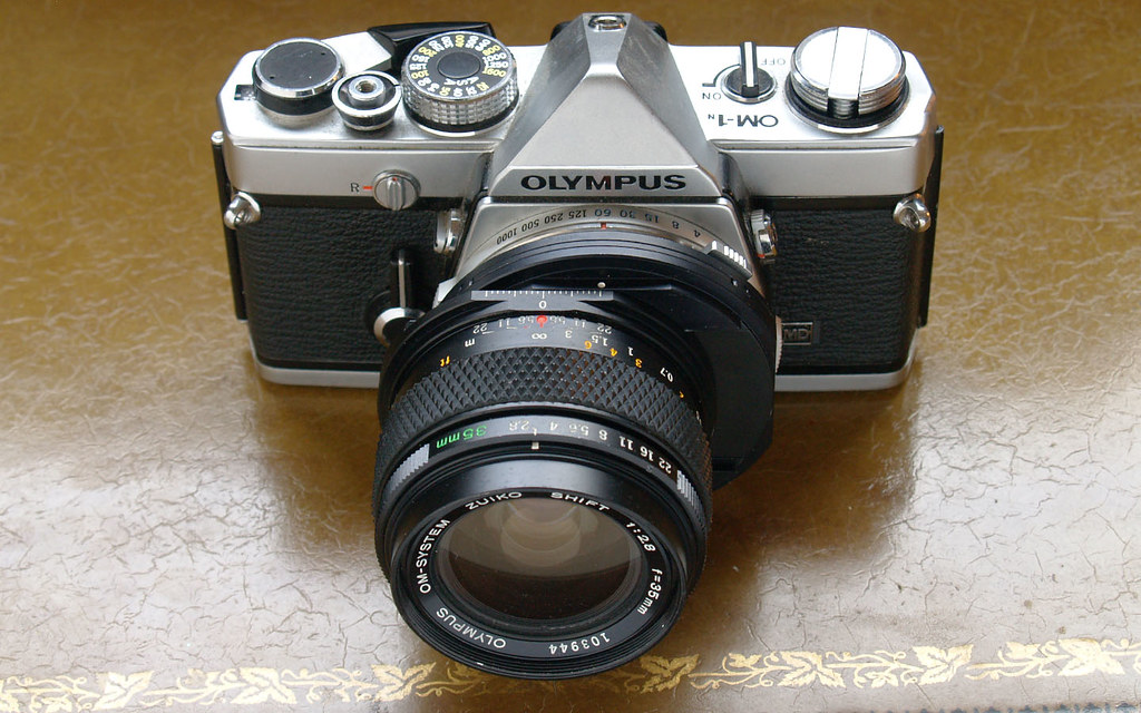 Olympus 35mm f/2.8 Zuiko Shift Lens