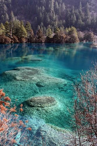 Sparkling Lake (火花海)