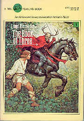 4342206982 ae758bacd6 m Top 100 Childrens Novels #18: The Book of Three by Lloyd Alexander