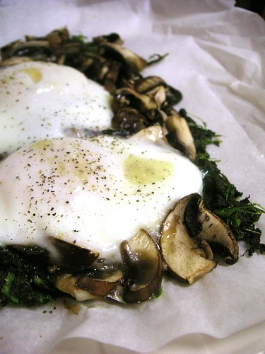 Eggs in Parchment