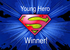 Young hero winner