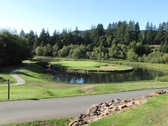 Salmon Run Golf Course - Brookings - 11
