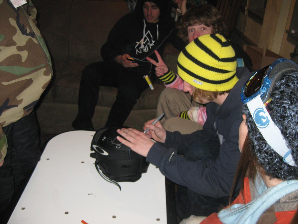 Hey Tyler!  He's so cute!
