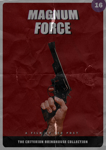 Criterion Grindhouse #16: Magnum Force