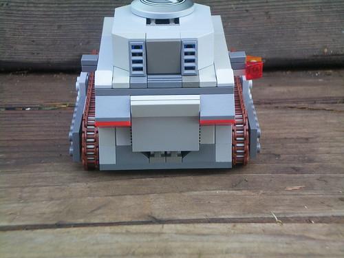 U.N.E. LT-TT-250 'Ox' 003
