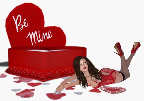 Brazen Bety - Be My Valentine