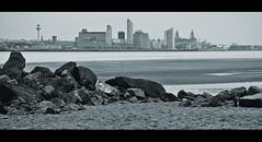 View Across The Mersey (ihughes22) Tags: sea liverpool mersey pierhead newbrighton liverpoolwaterfront nikond40 cunardbuildings vftw picturesworthathousandwords artnetcontemporaryartists ihughes22
