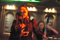 Yasmin_Levy_017 (Peter-Williams) Tags: world uk musician music sussex concert brighton gig performance band singer jew yasmin israeli flamenco levy songwriter sentir stgeorgeschurch ladino sephadic